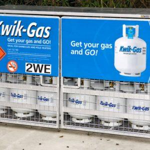 Gas Cylinder Pallets
