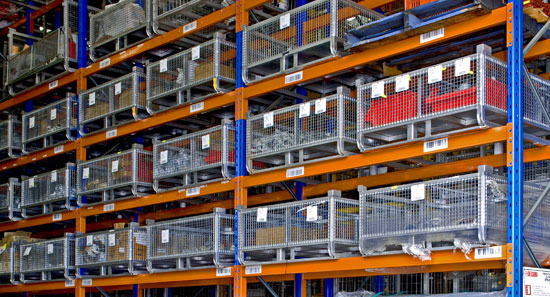 Steel Pallets Cages & Stillage 1000 Kgs