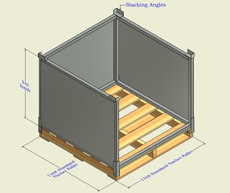 Timber Pallet Converters