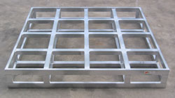 Steel Pallets Steel Cages Stillages Amp Trolley Products